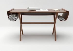 Oscar desk designed by Giorgio Bonaguro