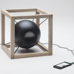 Vitruvio speaker designed by Giorgio Bonaguro with Juan Soriano Blanco
