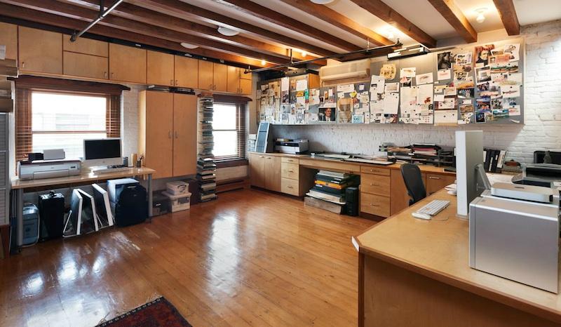 265 Water Street, 8 private studio