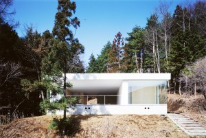 The original Furniture House was built in Yamanashi, Japan in 1995, but the design has evolved since then.