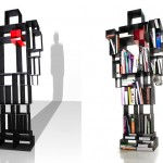 Robox Shelf designed by Fabio Novembre