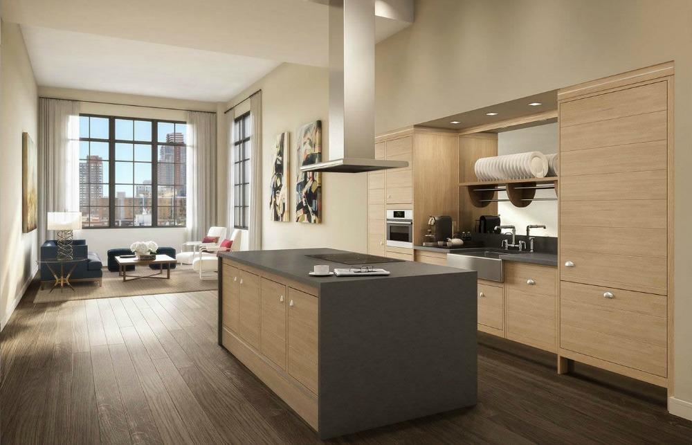 NYC's Stella Tower Kitchen