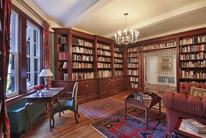 911 Park Ave library