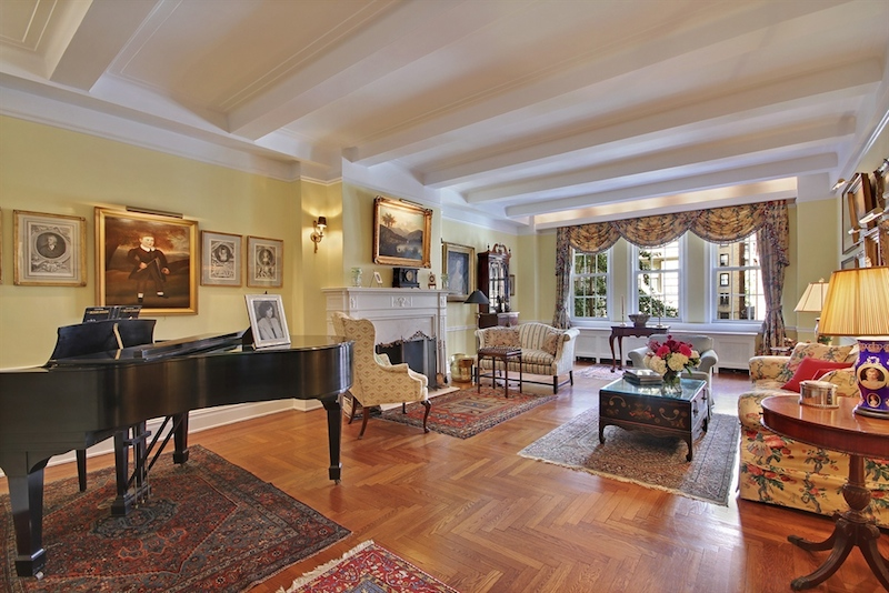 Gorgeous Pre War Upper East Side Apartment Sold 6sqft