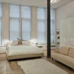 137 duane street loft bedroom