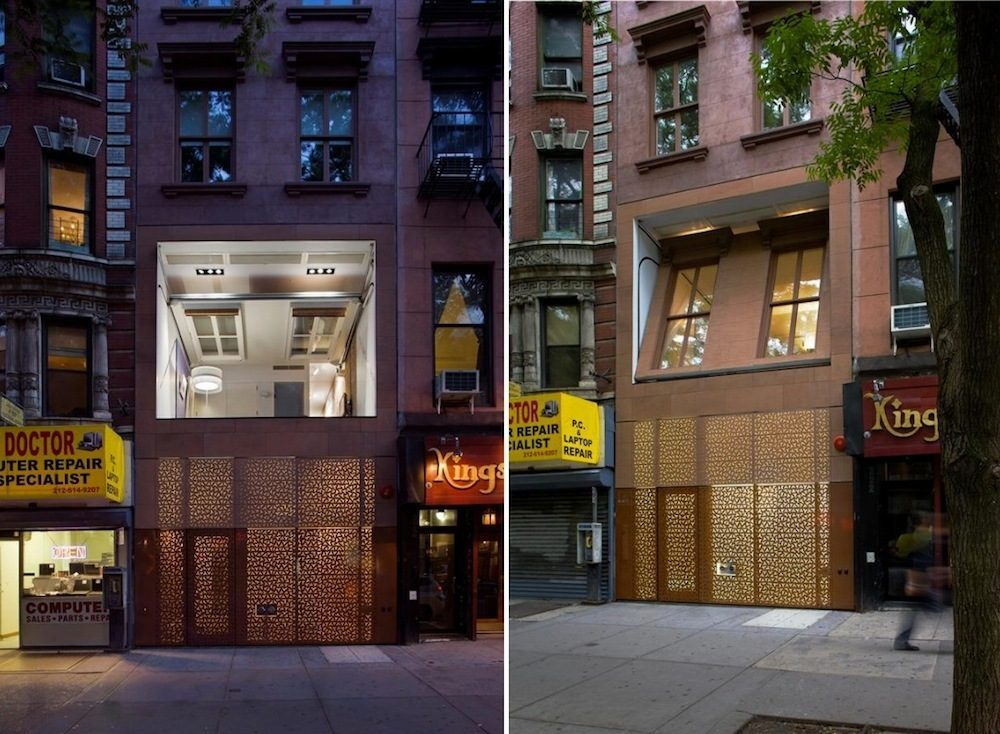 High Quality Unique East Village Apartment With Retractable Facade Sells For $2.4 Million