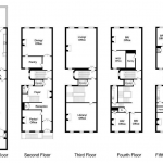 54 East 64th St. floor plan