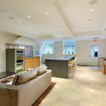 kitchen, upper east side, townhouse