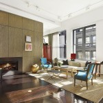 A picture of Derek Lam's Soho loft
