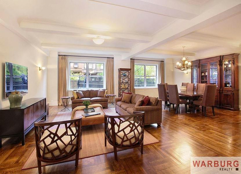 Al Franken, Frances Franken, Franni Franken, 90 RIverside Drive, NYC real estate, luxury co-ops, luxury apartments, upper west side real estate