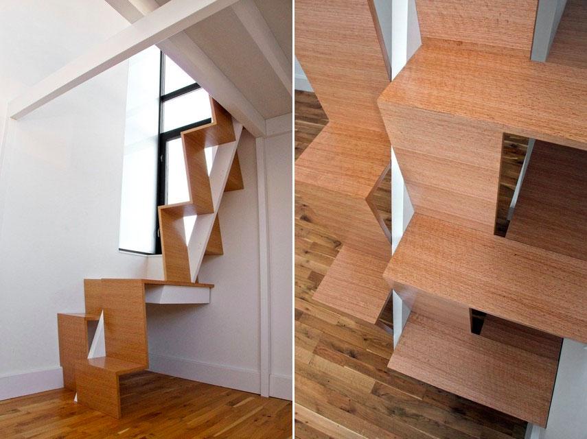 m-loft staircase