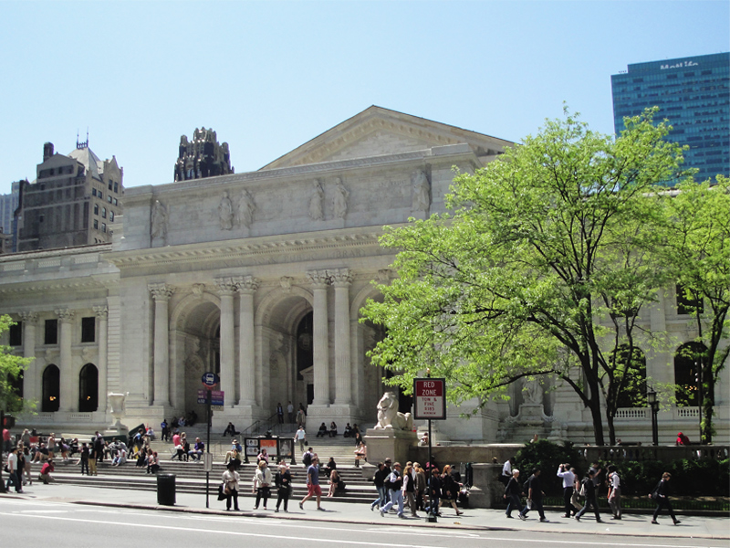 Stream 30,000 free movies from the NYPL; East End Avenue\'s building ...