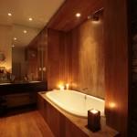 Bubble Loft Bathroom