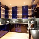 Bubble Loft Kitchen