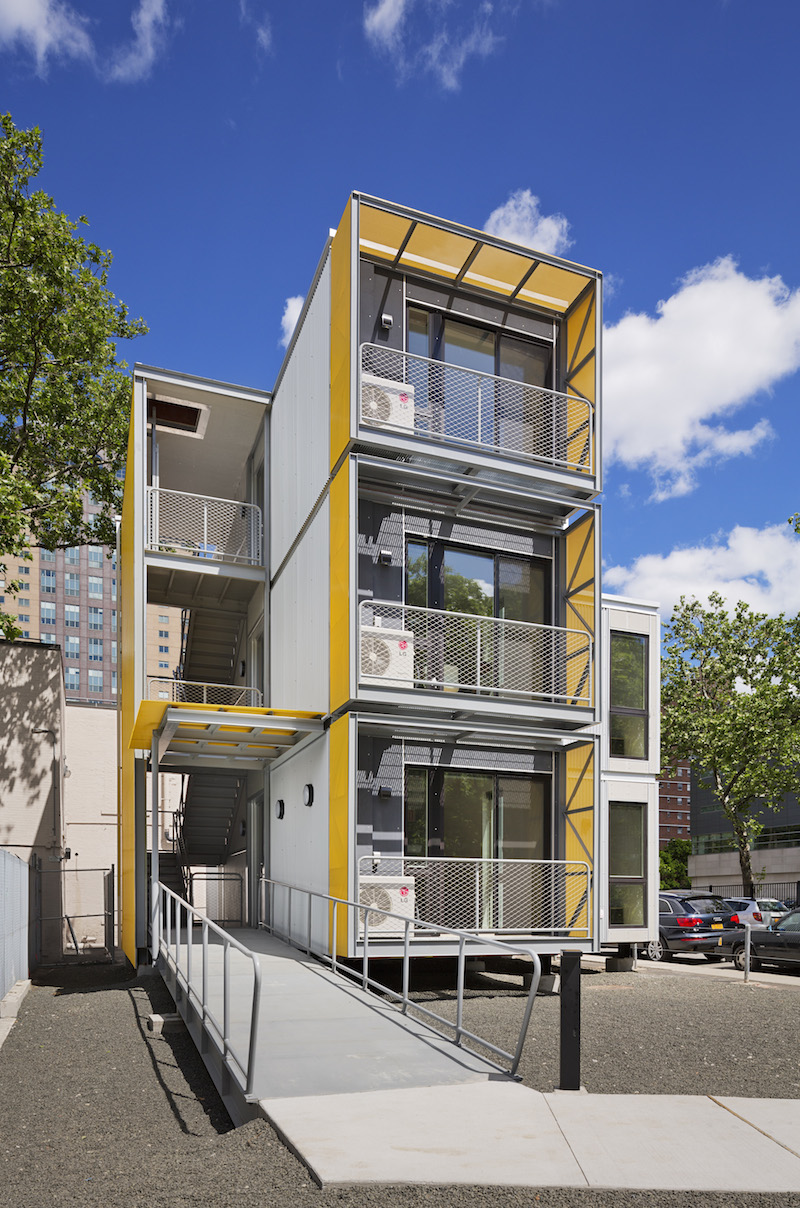 Garrison Architects Urban Housing 2