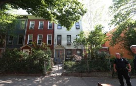 Mayor Bill De Blasio, family home, Park Slope, renting home, expensive rent