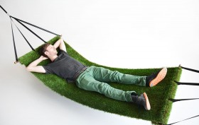 Field Hammock designed by Toer