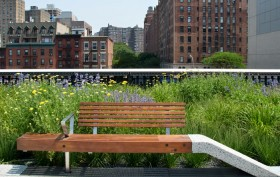 high line benches