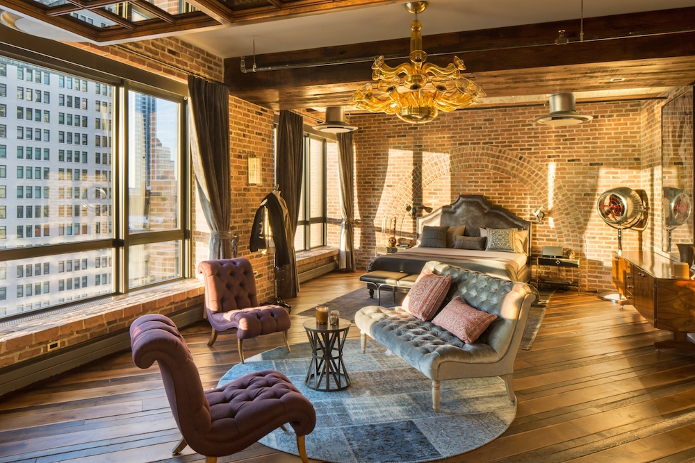 Stunning 13 Million Birkenstock Penthouse Takes You