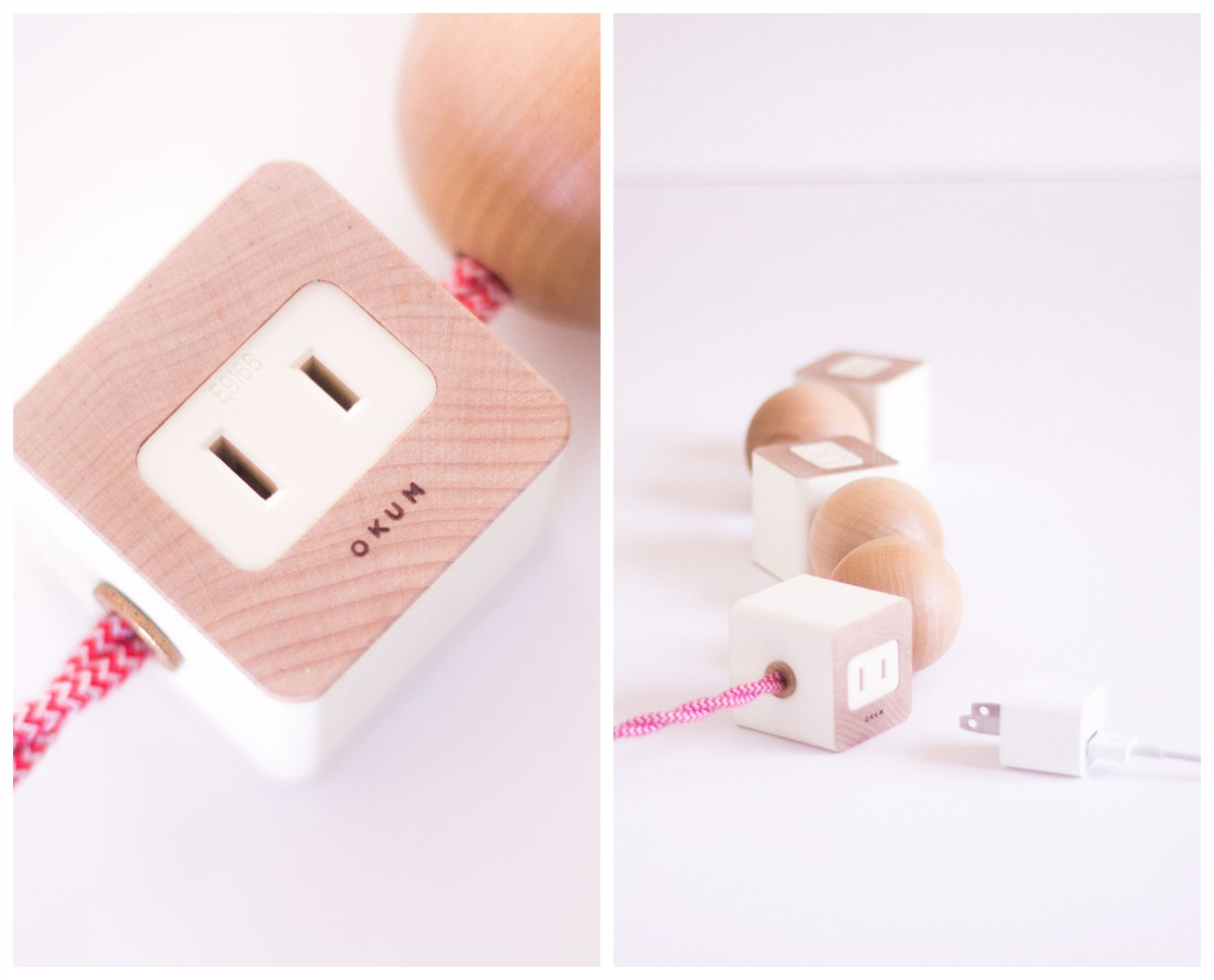 Okum Oon power outlet