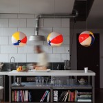 Beach Ball Lights designed by TOBYhouse and Toby Sanders