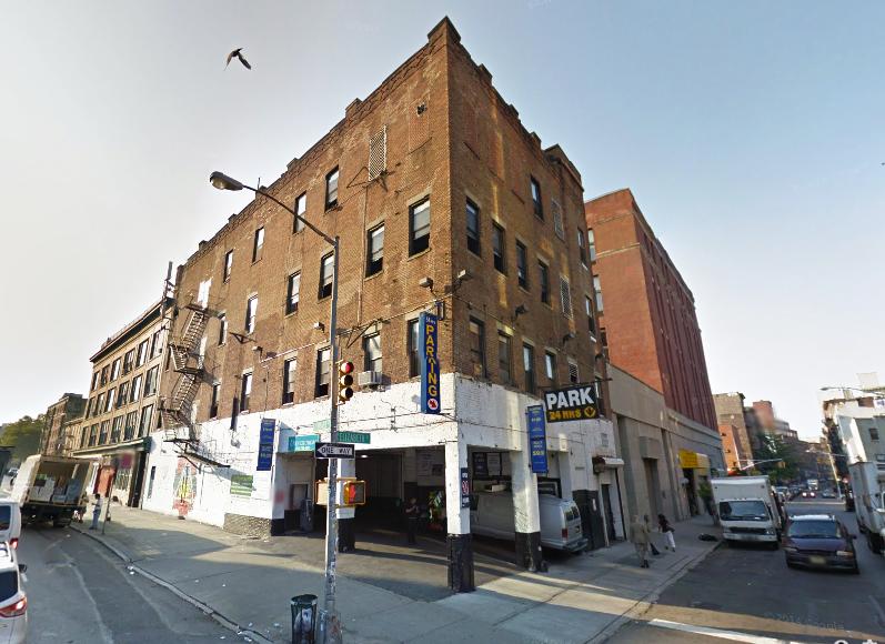 152 Elizabeth Street by Tado Ando