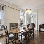 285 Central Park West, St. Urban, dining room, country chic, country and city, new york interiors, million dollar listing