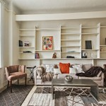285 Central Park West, St. Urban, library, country chic, country and city, new york interiors, million dollar listing