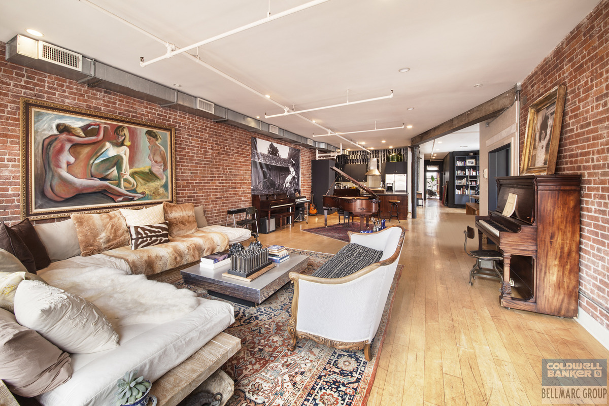 vanessa carlton puts soho pad up for rent asks 17 950 month 6sqft