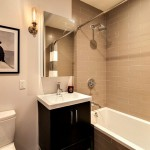 139 North 10th Street, Printhouse Lofts, bathroom