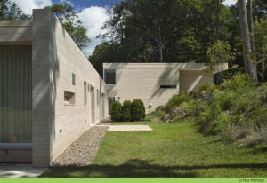 Holley House in Garrison, NY designed by Victoria Meyers Architect