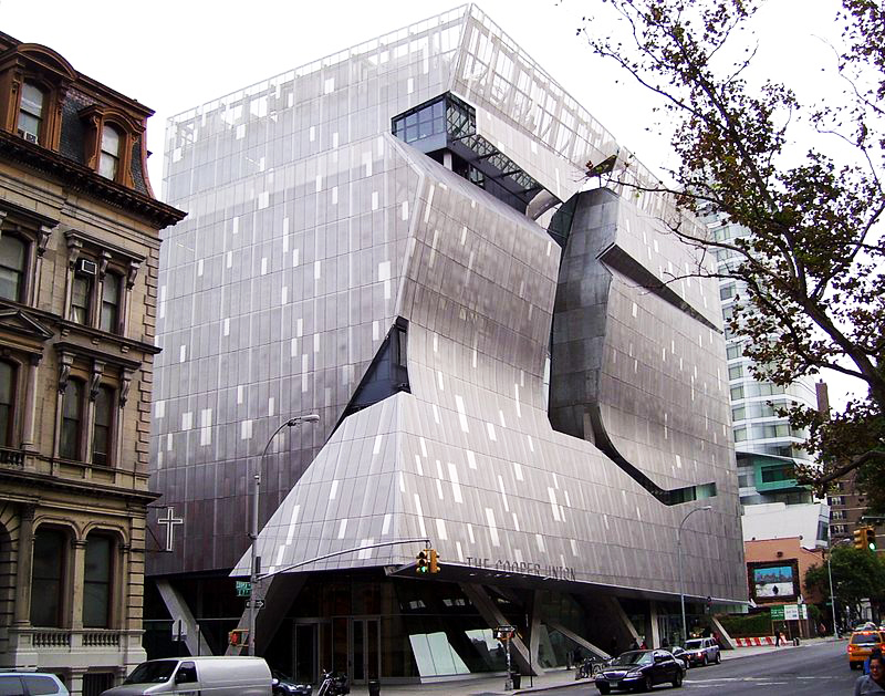 Cooper Union New Academic Building