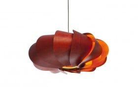 Bloom light designed by MacMaster Furniture