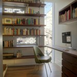Midtown townhouse designed by GLUCK+