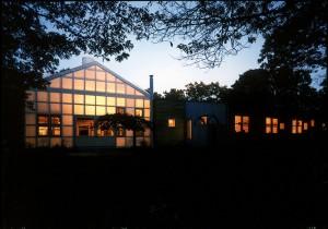 Three Houses Sagaponack, NY designed by Biber Architects