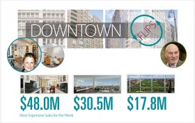 cityrealty weekly snapshot downtown flips