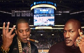 barclays jay z and michael jordan