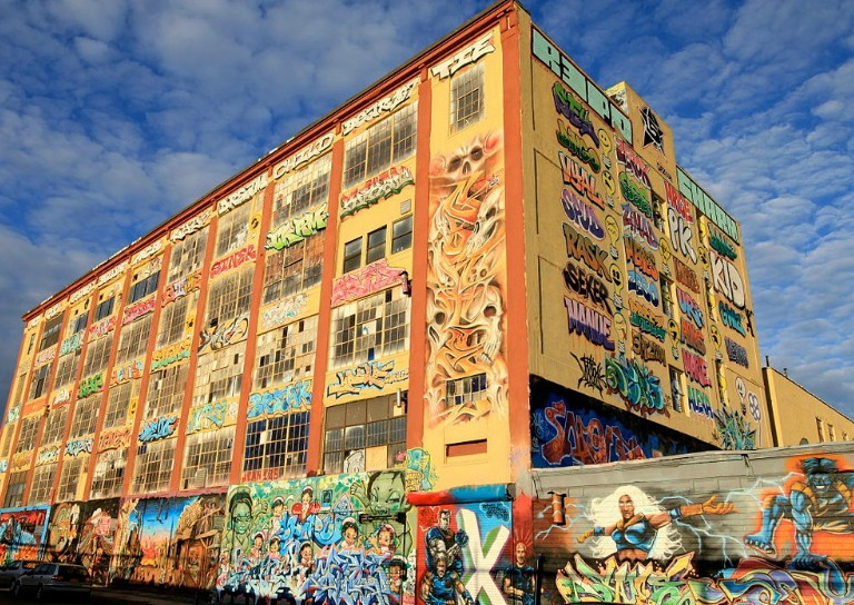 5 Pointz, Long Island City