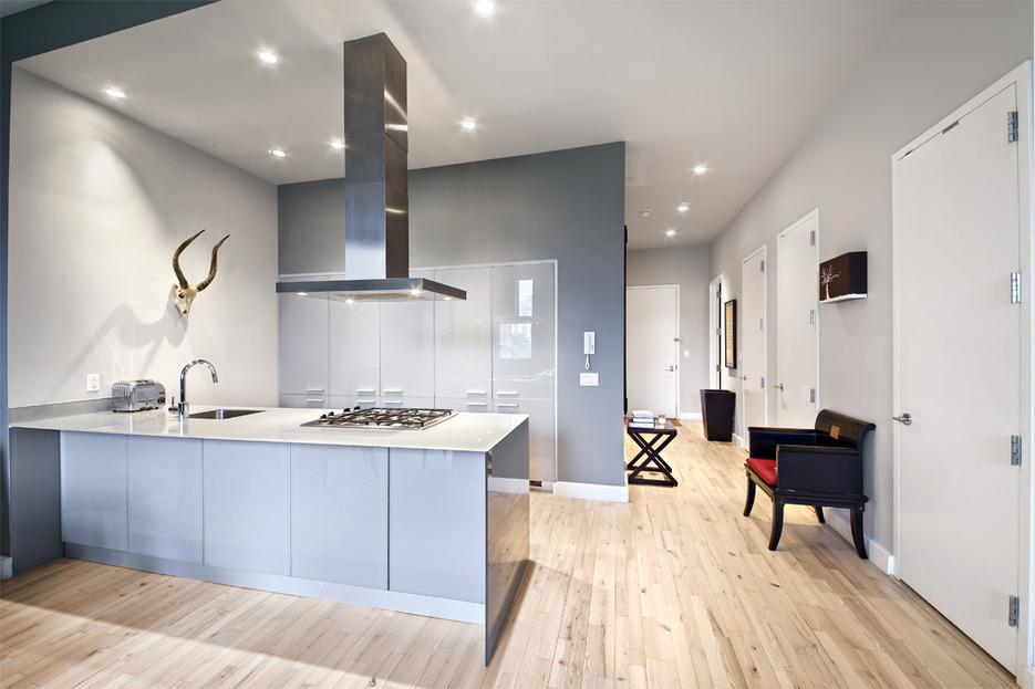 $1.65M Chelsea Loftu0027s Kitchen Is A Work Of Art