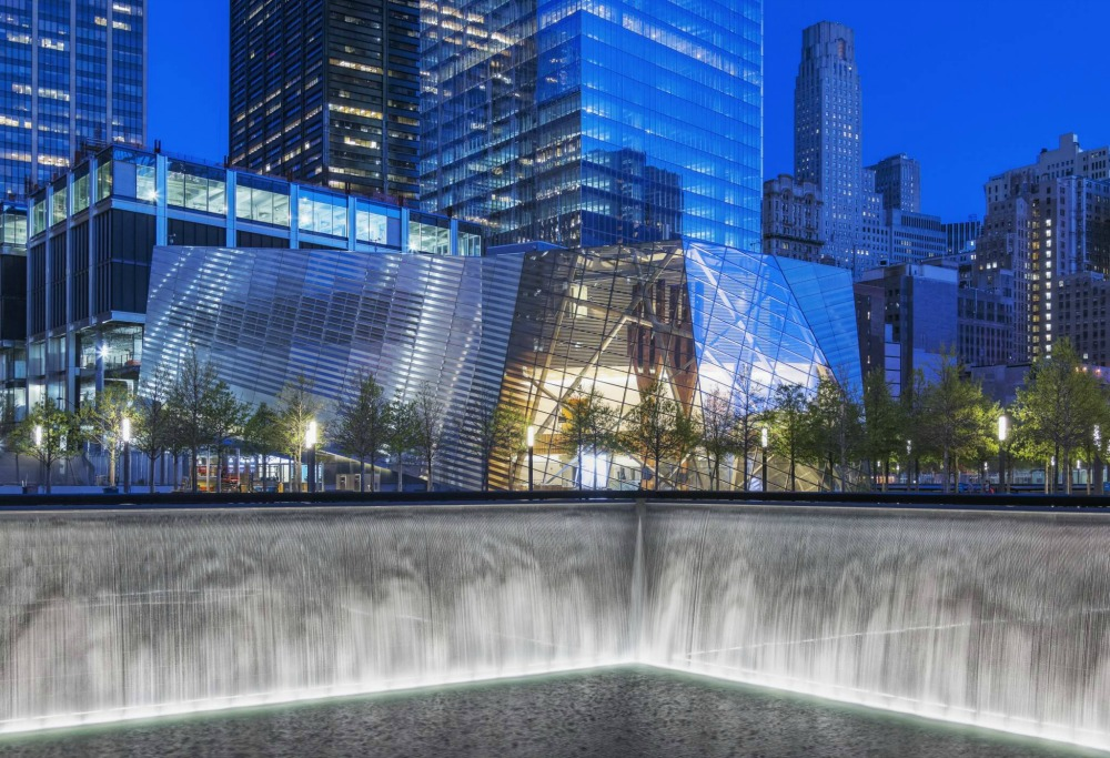 Snøhetta's Light-Filled 9/11 Memorial Museum Pavilion