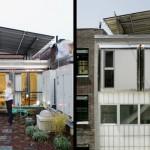Weiner Townhouse designed by LOT-EK