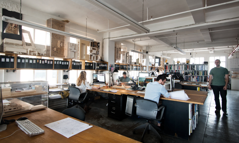 Resolution 4 Architecture office