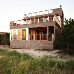 Fire Island House designed by Resolution 4 Architecture