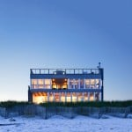 Dune Road Beach House designed by Resolution 4 Architecture