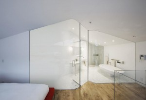 Hirschkron/Camacho apartment designed by Manifold Architecture Studio