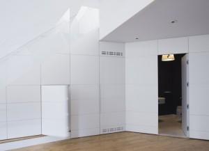 Hirschkron/Camacho apartment designed by Manifold Architecture Studio