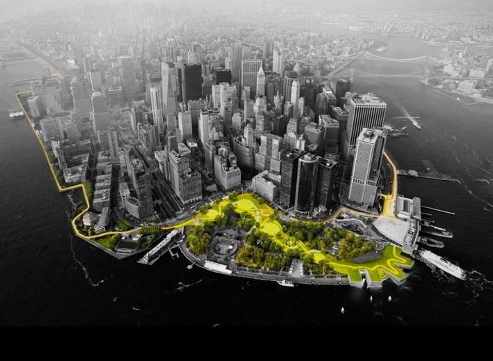 BIG U Sandy Disaster relief plan