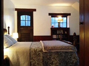 Stone House- Brewster, NY- bedroom