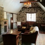 Stone House- Brewster, NY- living room