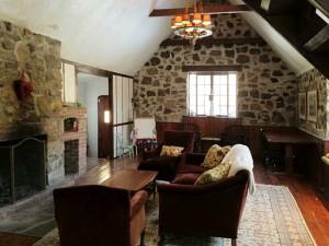 Stone House- Brewster, NY- living room